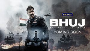 Watch upcoming movie Bhuj on Hotstar USA