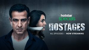 Watch Hostages Season 2 on Disney+ and Hotstar