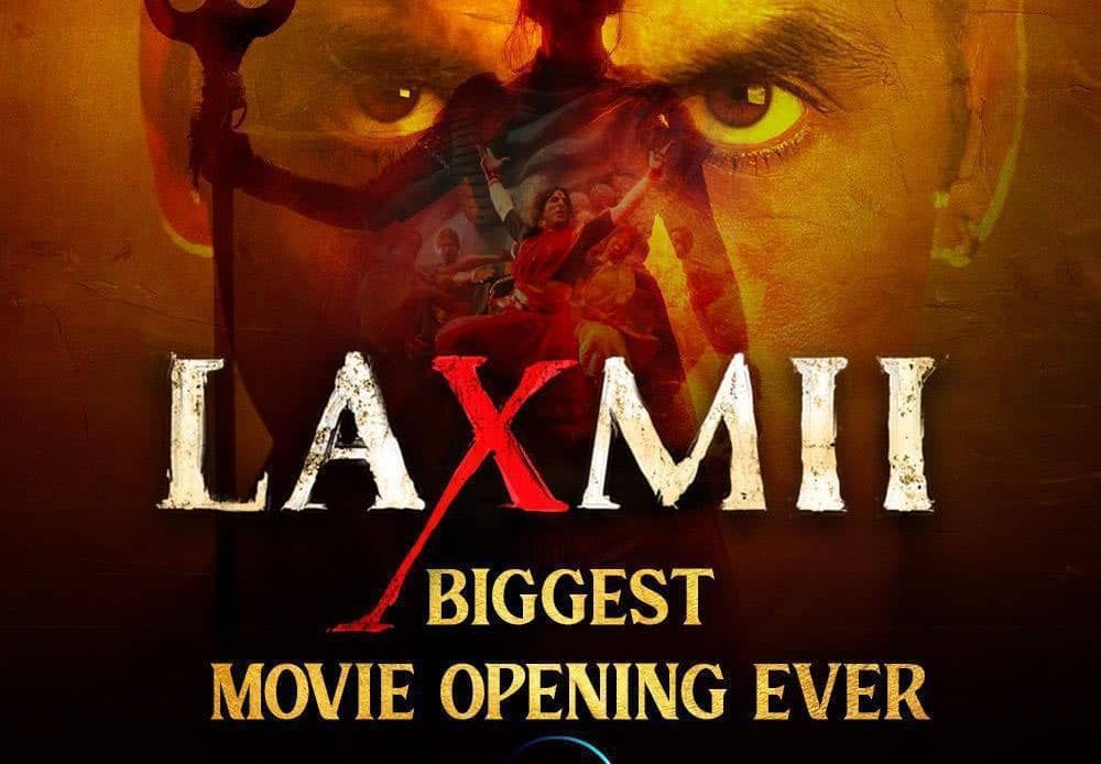 Watch Biggest Blockbuster Laxmmi on Hotstar USA
