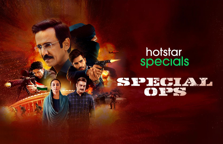 Watch Indian web series Special Ops on Hotstar USA